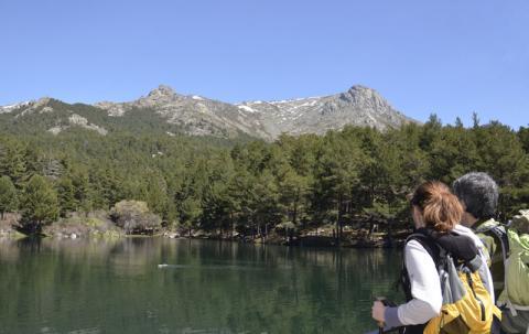 Proyecto Fomento del Turismo en la Sierra de Guadarrama del Programa Empleaverde de la Fundación Biodiversidad